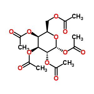 α-D-五乙酰半乳糖