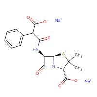 羧苄青霉素