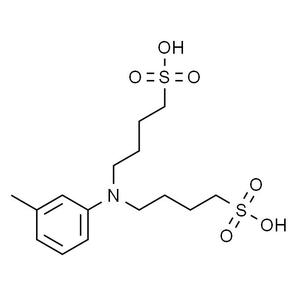 N,N-双(4-磺丁基)-3-甲基苯胺二钠盐