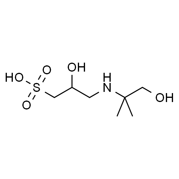 3-[(1,1-二甲基-2-羟乙基氨基]-2-羟基丙磺酸