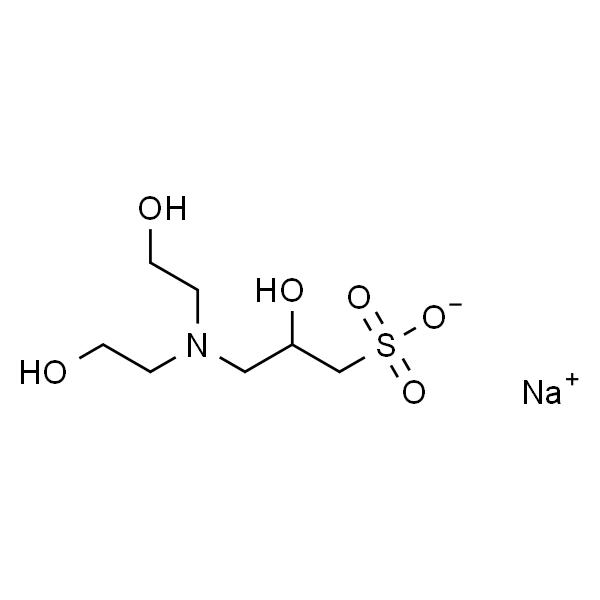 3-[N,N-双(2-羟乙基)氨基]-2-羟基丙磺酸单钠盐
