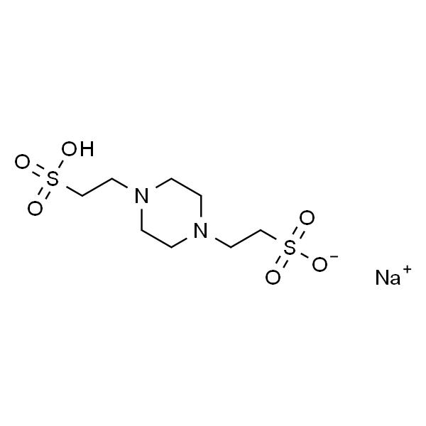 1,4-哌嗪二乙磺酸单钠