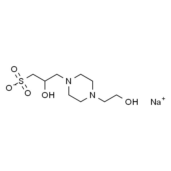 N-(2-羟乙基)哌嗪-N'-(2-羟基丙磺酸)钠盐