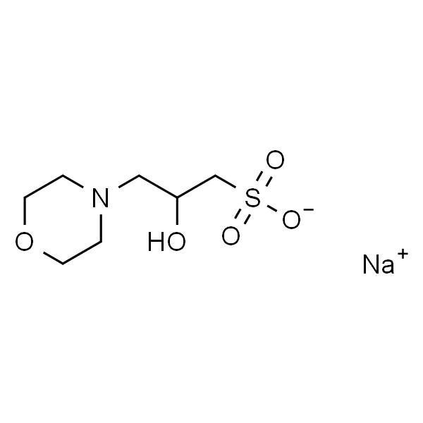 3-(N-吗啉)-2-羟基丙磺酸钠盐