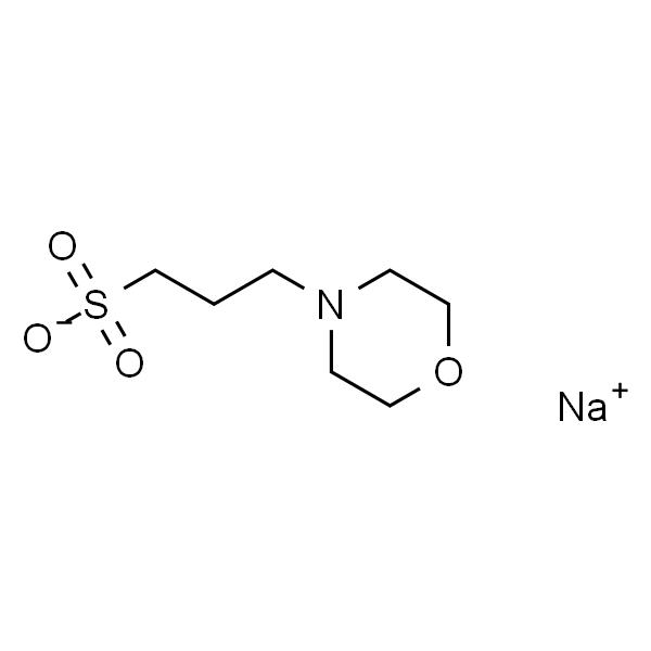 3-(N-吗啡啉)丙磺酸钠盐