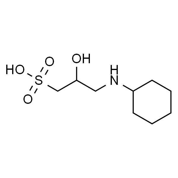 3-(环己胺)-2-羟基-1-丙磺酸