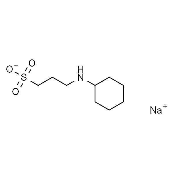 3-(环已氨基)-1-丙磺酸钠
