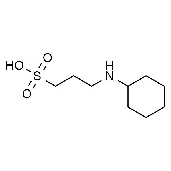 3-环已氨基丙磺酸