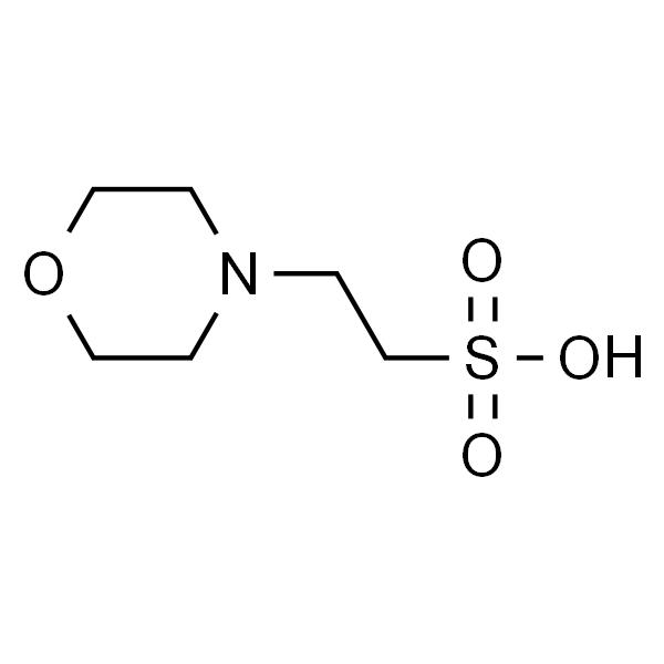 2-吗啉乙磺酸