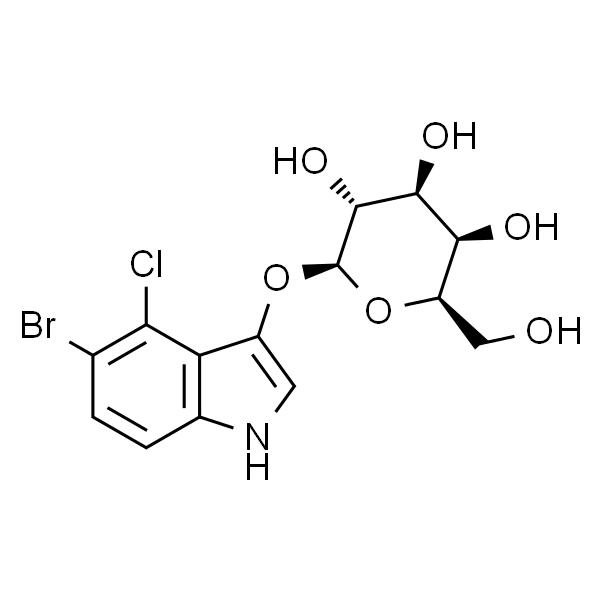 5-溴-4--氯-3-吲哚-β-D-半乳糖苷
