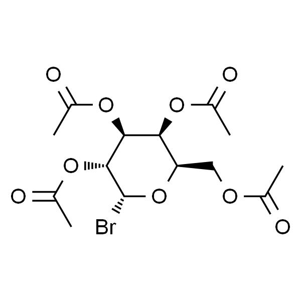 2,3,4,6-四乙酰氧基-alpha-D-吡喃糖溴化物-溴带半乳糖苷