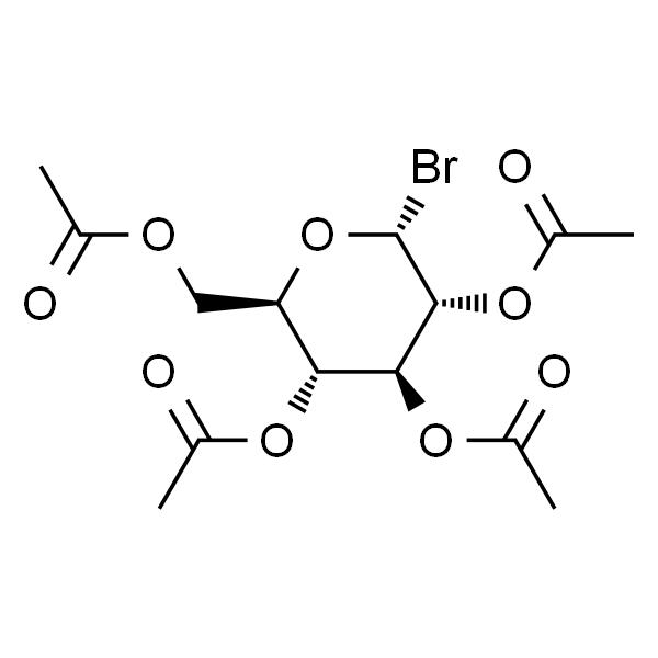 2,3,4,6-四乙酰氧基-alpha-D-吡喃葡萄糖溴化物-溴代葡萄糖苷