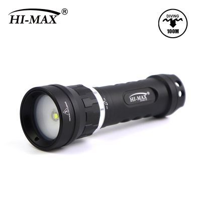 X8 1000LM Small Diving Video Light 120 Degree Wide Light