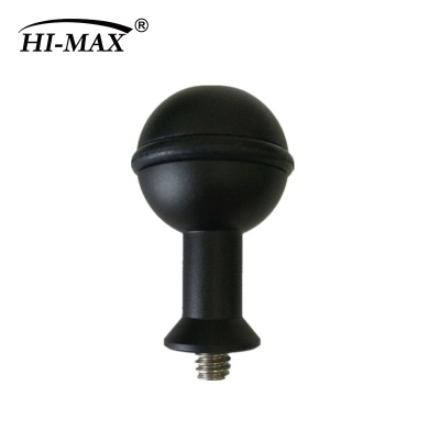 HI-MAX 1/4 Screw Ball Mount