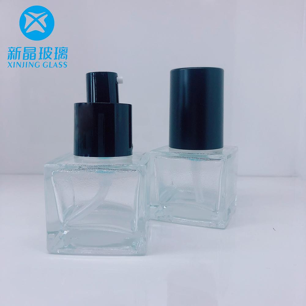 XJ-3206 30ml 粉底液瓶