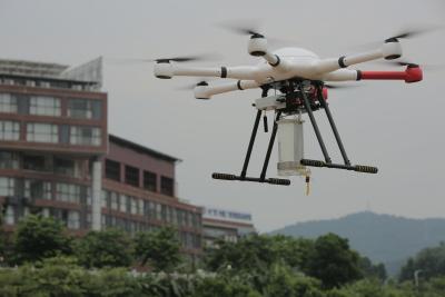无人机自动水样采集系统