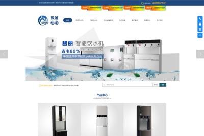 致浦科技有限公司品牌网站建设