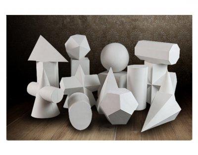 石膏几何形体