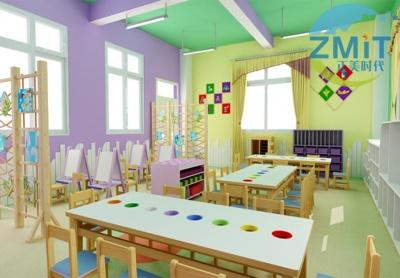 幼儿美术教室3