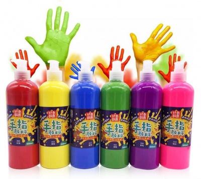 手指画颜料