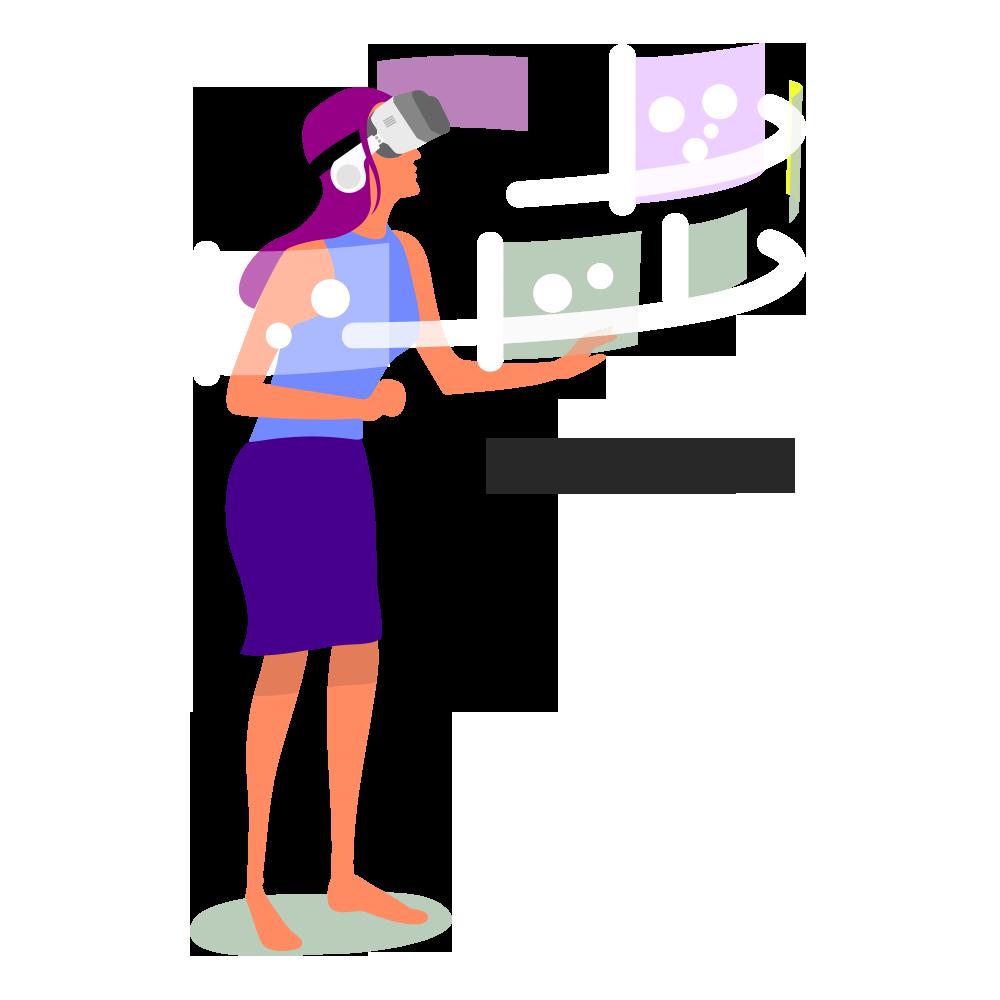 VR外语教学