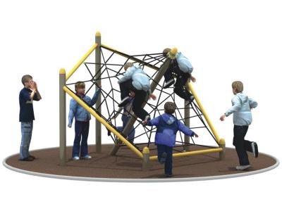 网绳攀爬组合