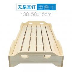 幼儿园专用实木床