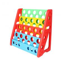 幼儿园书架书柜彩色塑料