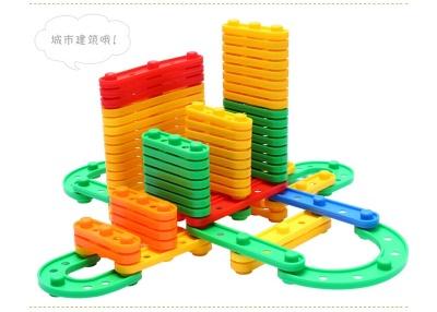 桌面玩具几何积木ZM-002