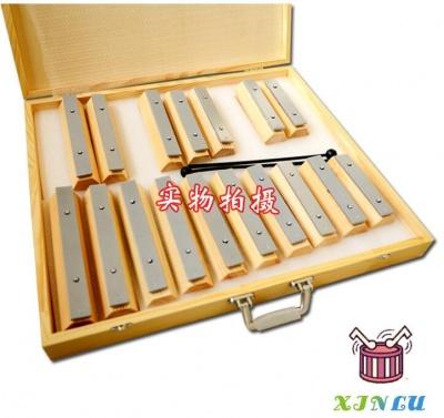 奥尔夫乐器 17音专业铝板琴