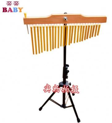 奥尔夫乐器 25音 36音支架风铃