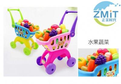 儿童购物车