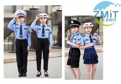 角色扮演-我是小警察