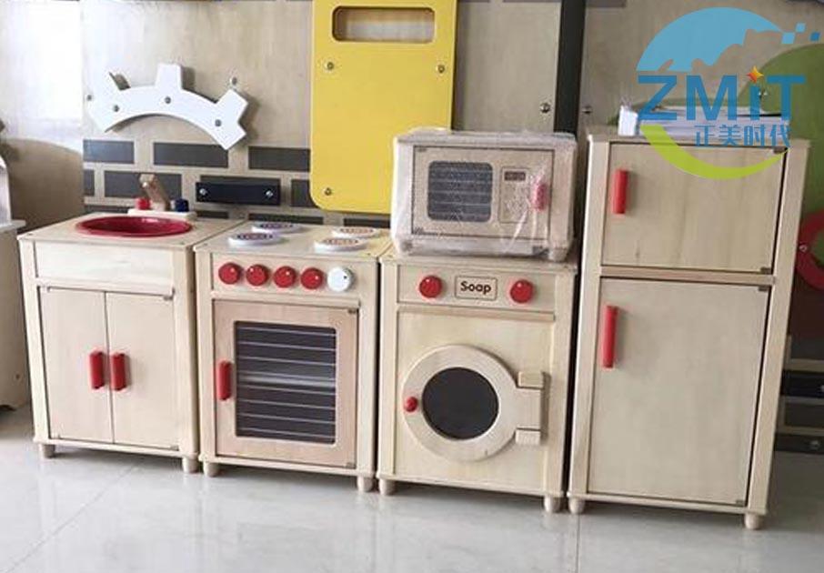 儿童厨房家具玩具