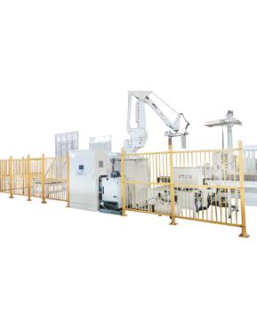 Robot Palletizing system