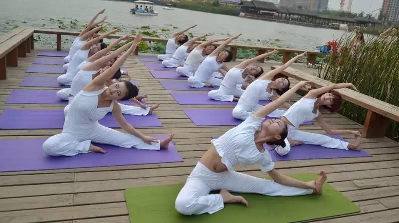 瑜伽小程序