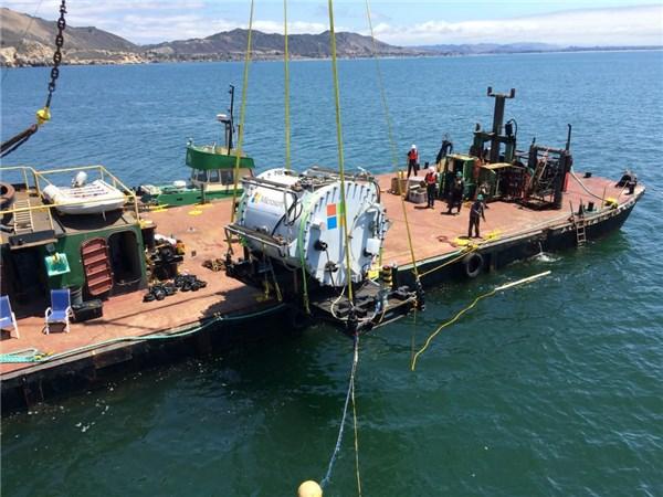 微软数据中心沉海  未来海底都是服务器!