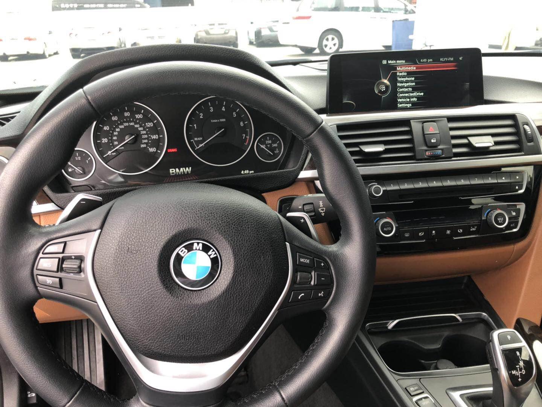 2016 BMW 328I LUX