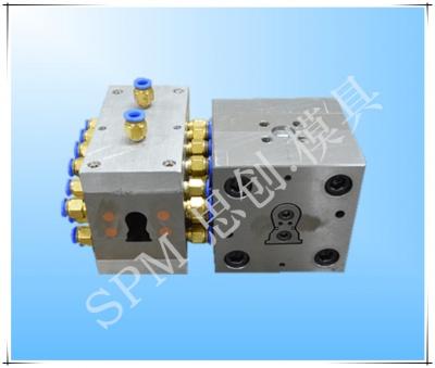 T5PC双色管模具、T8PC双色管模具、一体化双色管模具