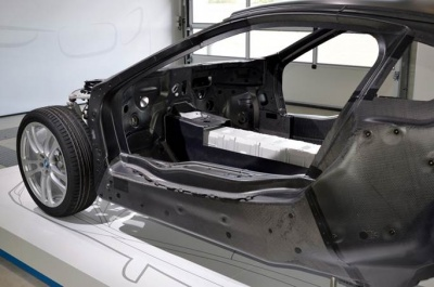 汽车结构件