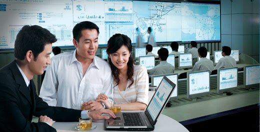 某IT公司(PCCW)数据中心系统建设