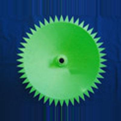 散流式曝氣器