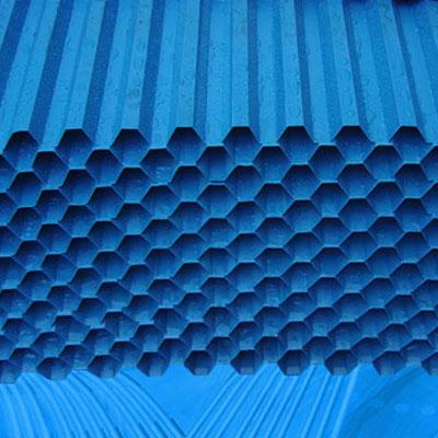 蜂窩斜管填料,環保填料