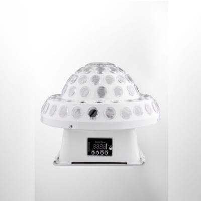 HB-E006J  LED 水晶魔球激光灯(大飞碟)