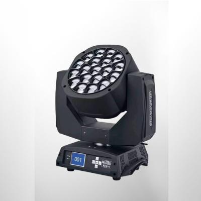 HM-L195ZOOM 19颗调焦大蜂眼摇头灯
