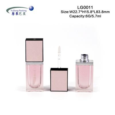 5.7ml方形唇彩瓶 LG0011
