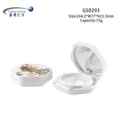 六边形气垫盒 GS0293