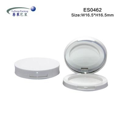 單層圓形內鏡粉盒 ES0462