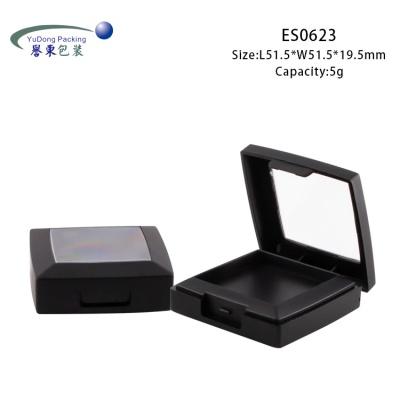 大款方形雙層腮紅盒 ES0623