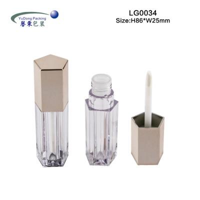 五邊形唇彩管 LG0034